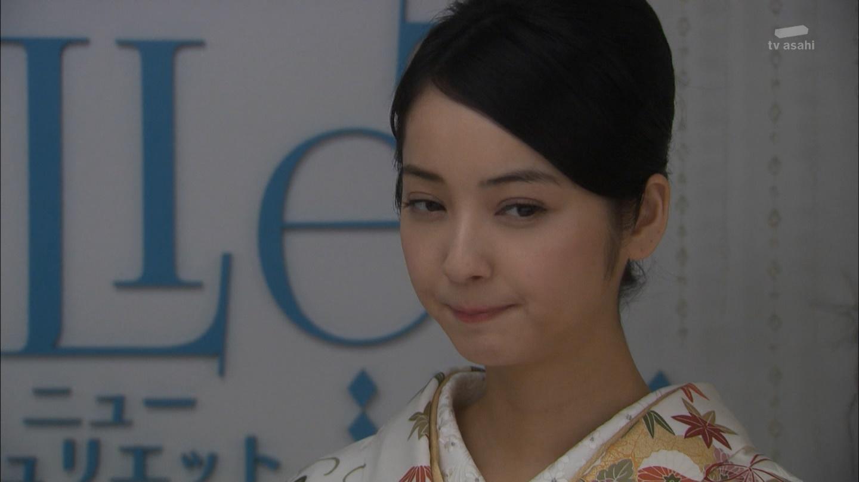 佐々木希 キャバ嬢役 黒服物語