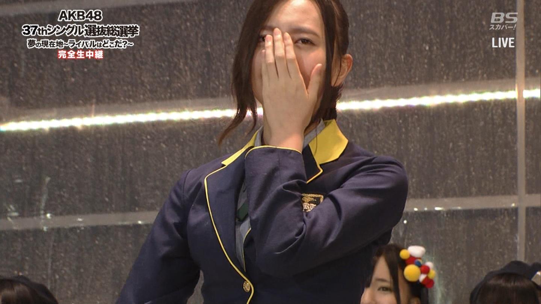 AKB48 37thシングル選抜総選挙 完全生中継★10->画像>166枚