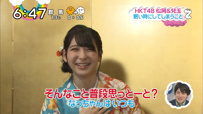 【HKT48】松岡菜摘応援スレ☆96【なつ】YouTube動画>16本 ->画像>337枚