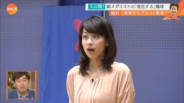 【画像】加藤綾子さんのスレ【動画】 part23YouTube動画>11本 ->画像>3561枚
