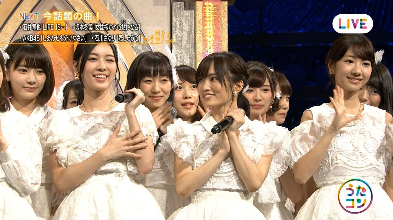 AKB48専用 うたコン->画像>308枚