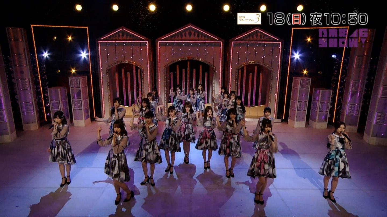 悲報来週の乃木坂46showの帰り道若月ポジに中田花奈