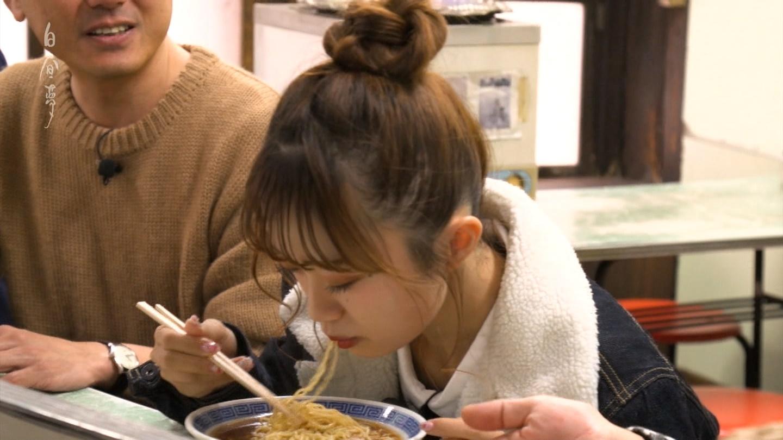 白昼夢【NGT48中井りか▽ラーメン・カレー後編▽新しきカレーの世界を訪ねて】#56 ->画像>51枚