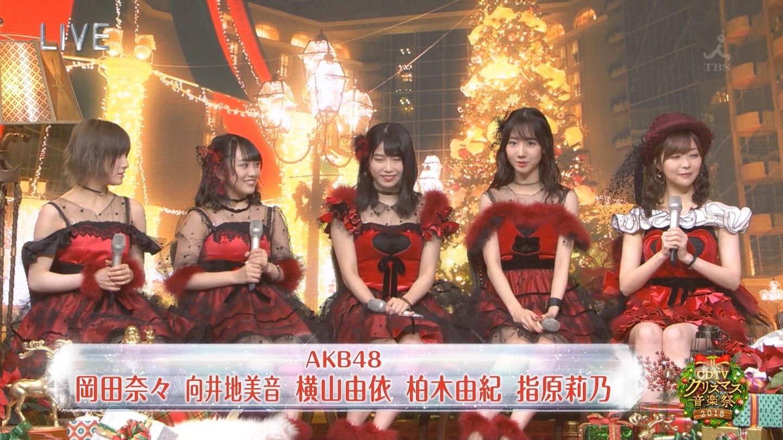 クリスマスイブの向井地美音ちゃん【CDTV】
