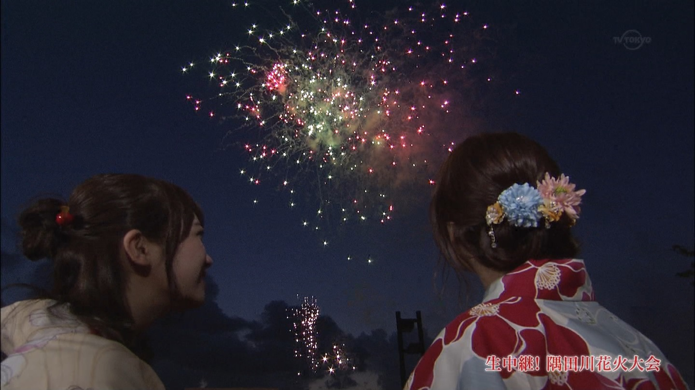 生田絵梨花&秋元真夏 専用 第41回隅田川花火大会 ->画像>83枚