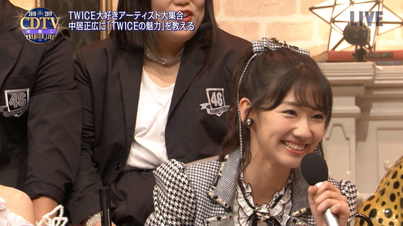 AKB48・HKT48・IZ*ONE専用 CDTVsp年越しプレミアライブ2018→2019★1 YouTube動画>1本 ->画像>329枚