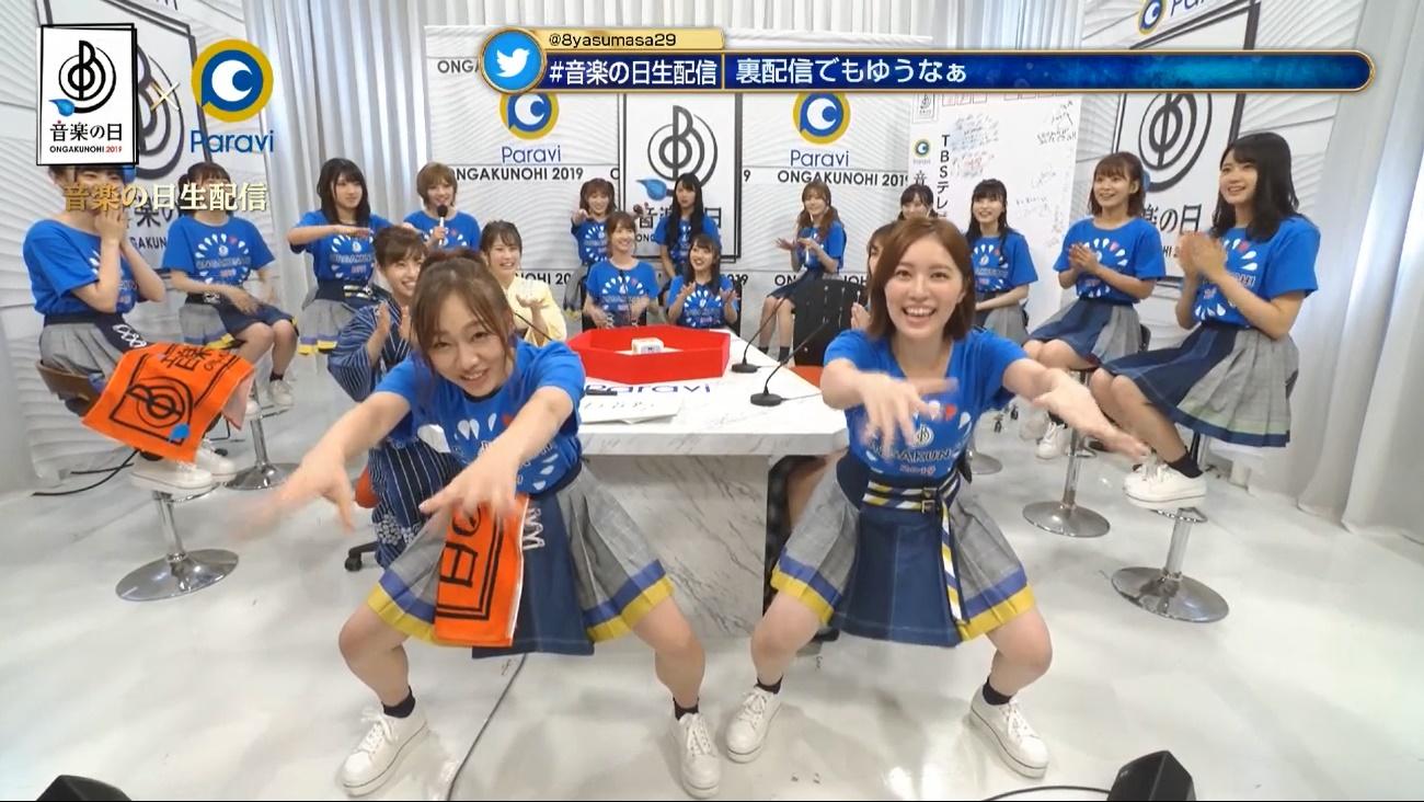 『AKB48』として出させてもらってるのにSKE新曲の宣伝をするSKEメンバーwwwww